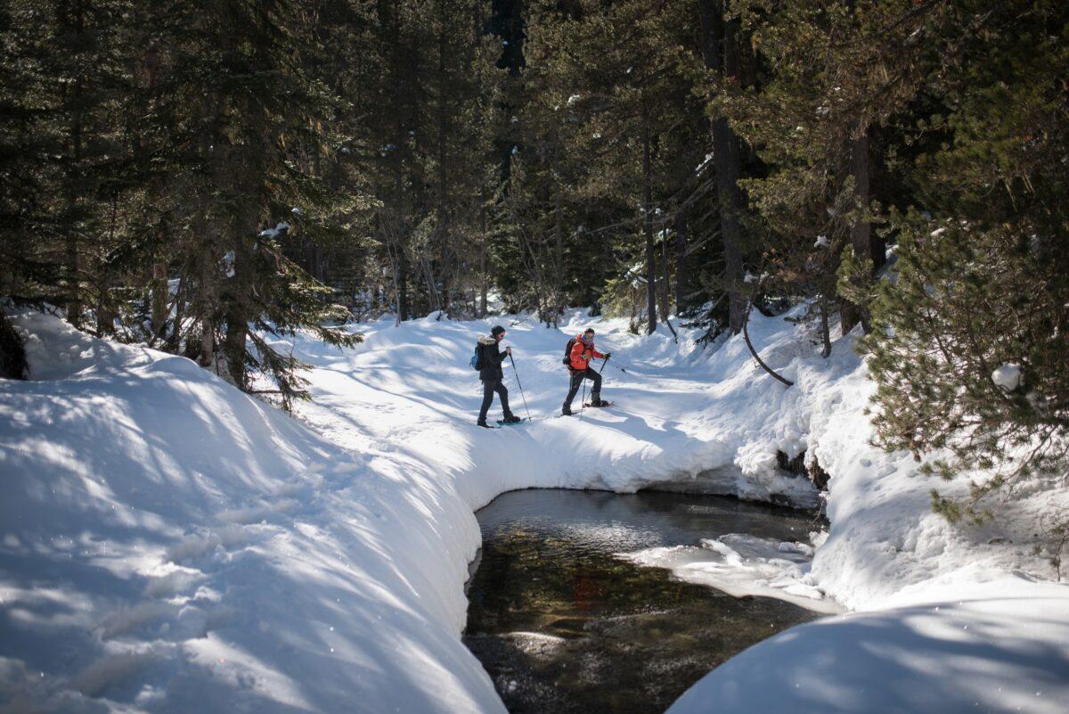 Ski Val Daran Pyrenees Catalogne Miles And Love
