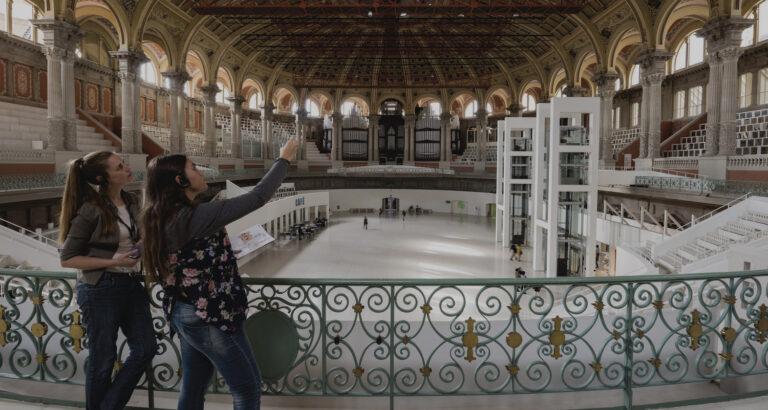 Mnac Barcelona Gemma Miralda Act Calque