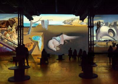 L'Atelier des Lumières, un haut lieu de l'art catalan