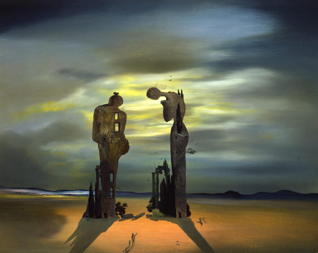© Salvador Dalí, Fundació Gala-Salvador Dalí, ADAGP 2020