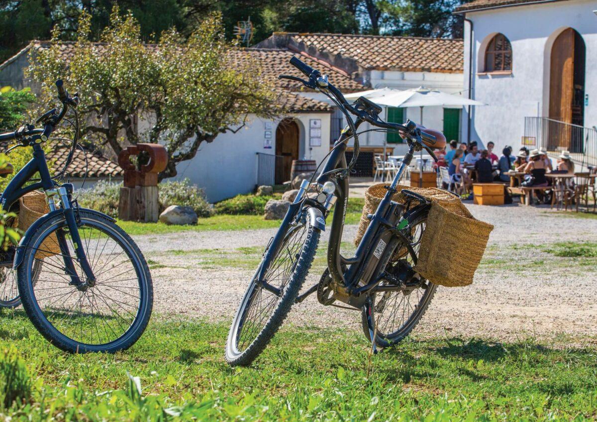 Cyclotourisme Subirats Catalogne Consuelo Bautista Act