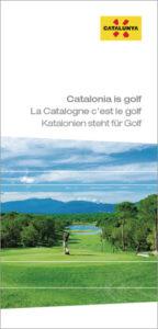 Carte La Catalogne Cest Le Golf
