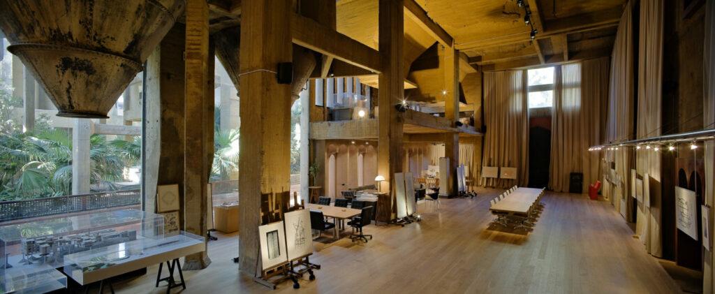 Ricardo Bofill Taller De Arquitectura La Catedral Barcelona Spain 1 1440x592