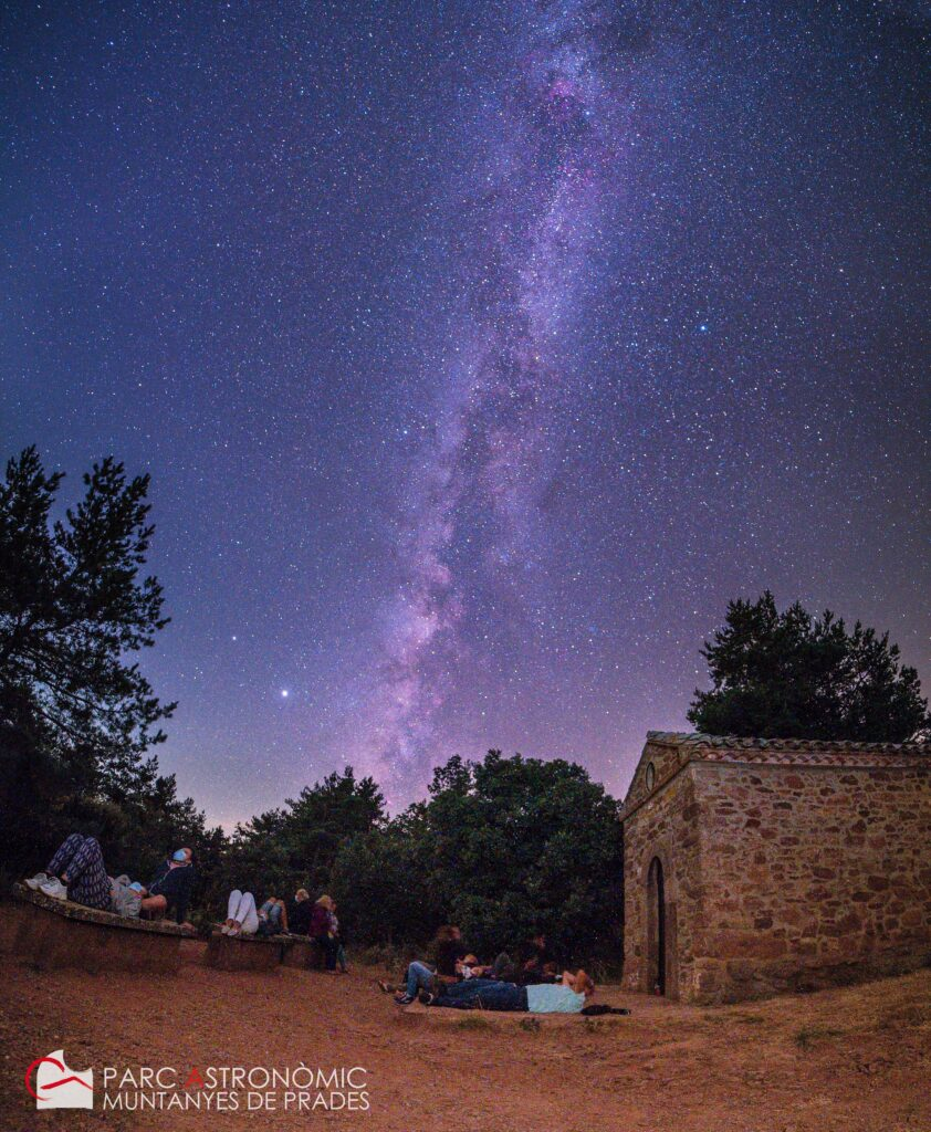 Parc Astronomic Prades