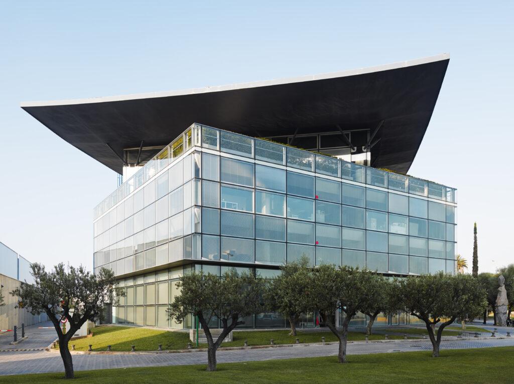 Logistic Park Barcelona Spain Ricardo Bofill Taller Arquitectura 02