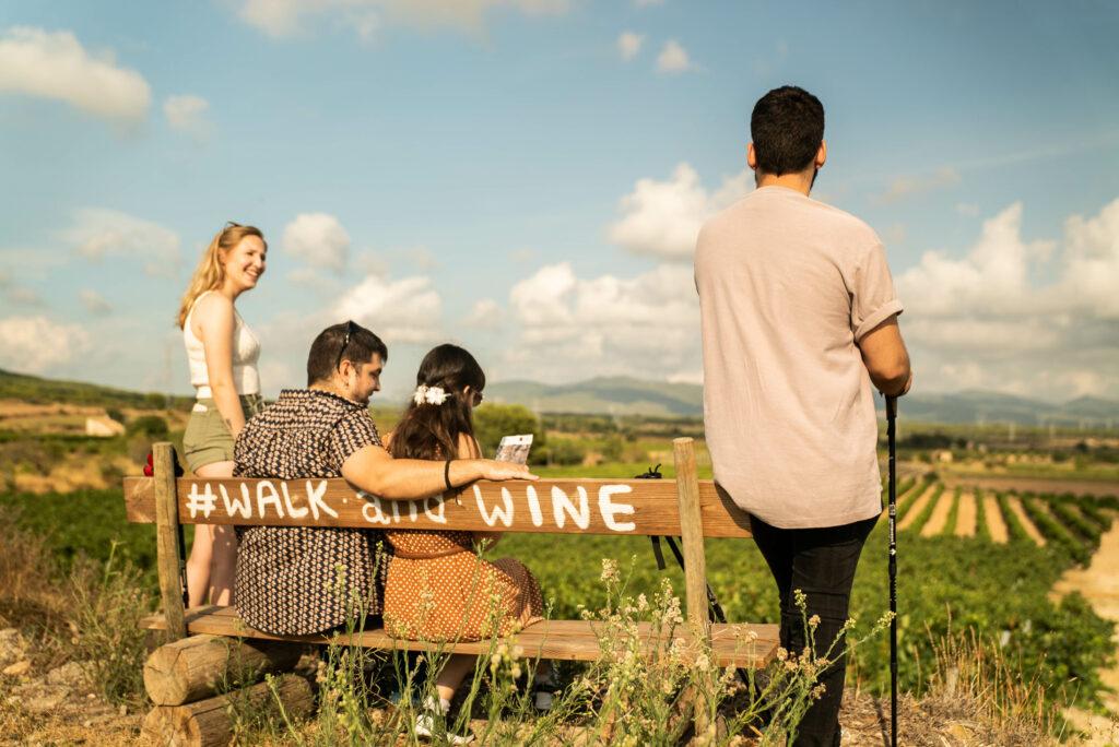 Walk & Wine - Masvi Agost