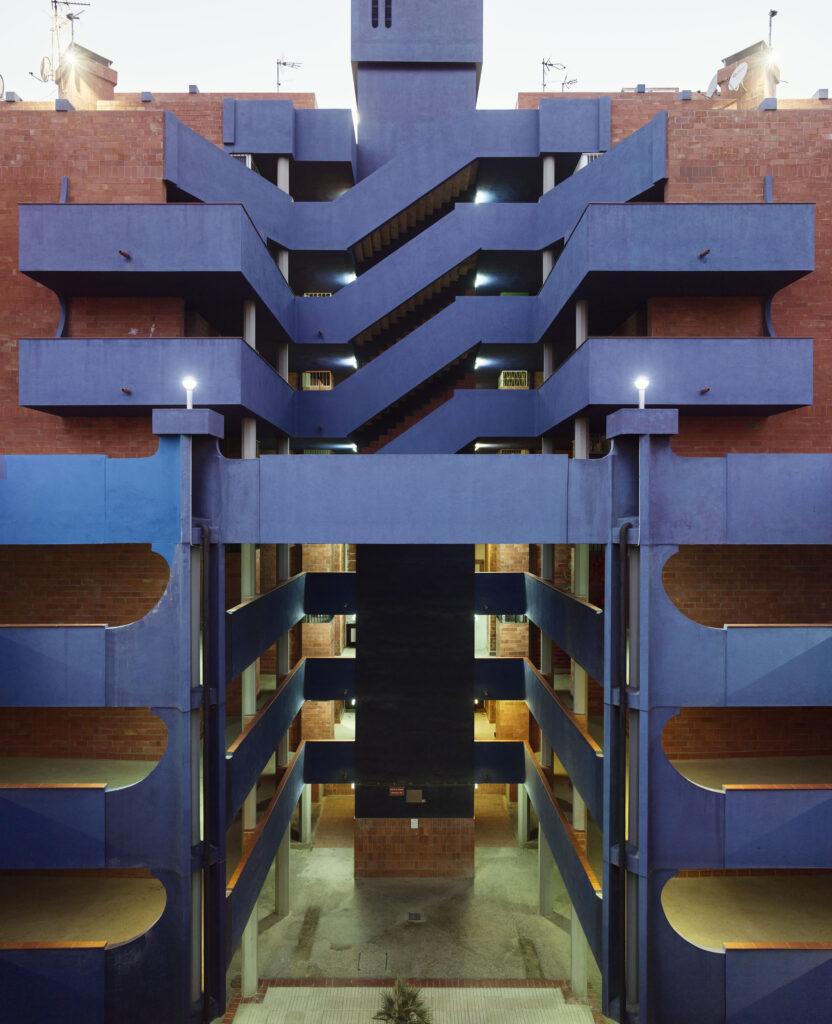 Ricardo Bofill Taller Arquitectura Barrio Gaudi Reus Tarragona Spain 03