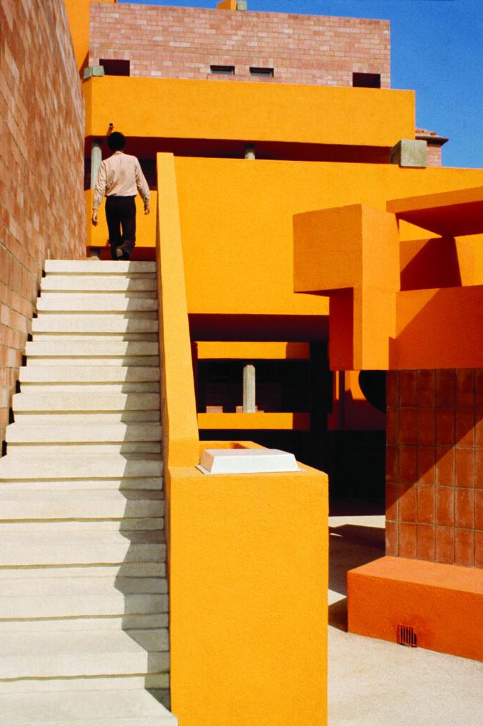 Ricardo Bofill Taller Arquitectura Barrio Gaudi Reus Tarragona Spain 05