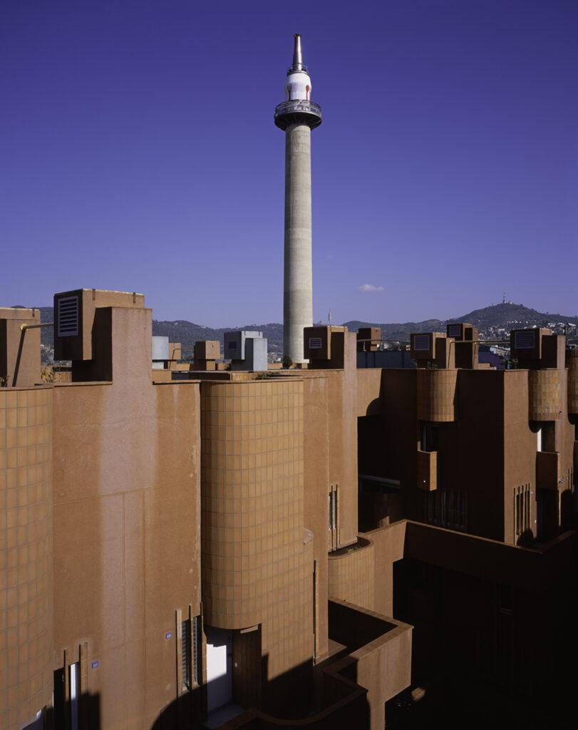 Ricardo Bofill Taller Arquitectura Walden Sant Just Desvern Barcelona Spain 13
