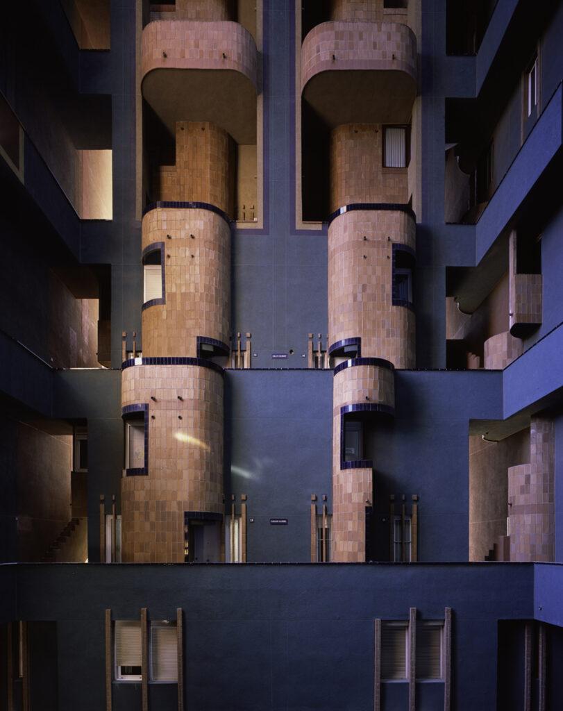 Ricardo Bofill Taller Arquitectura Walden Sant Just Desvern Barcelona Spain 26