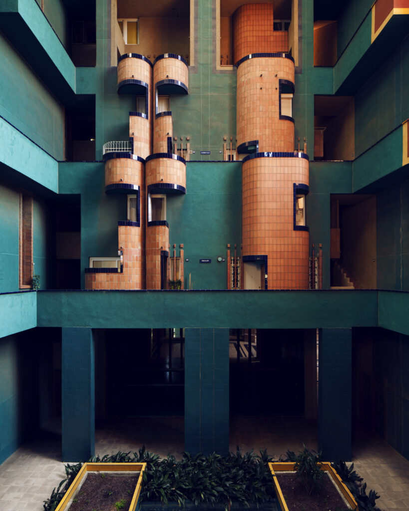Ricardo Bofill Taller Arquitectura Walden Sant Just Desvern Barcelona Spain 31