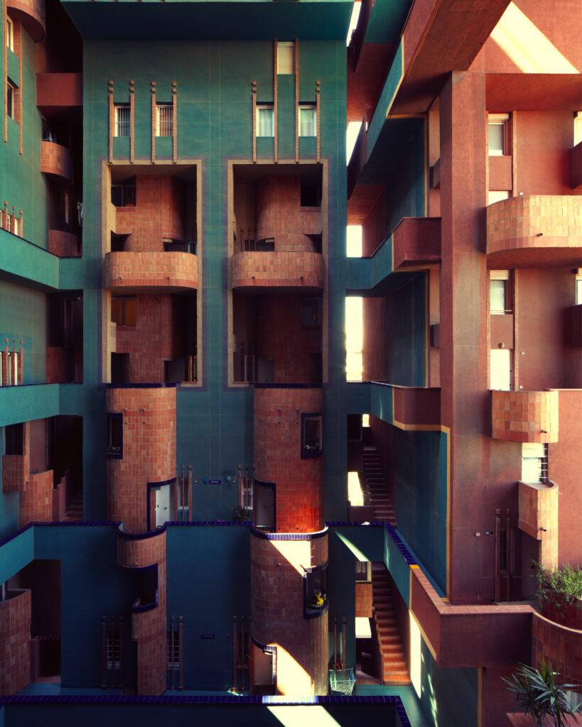 Ricardo Bofill Taller Arquitectura Walden Sant Just Desvern Barcelona Spain 31b