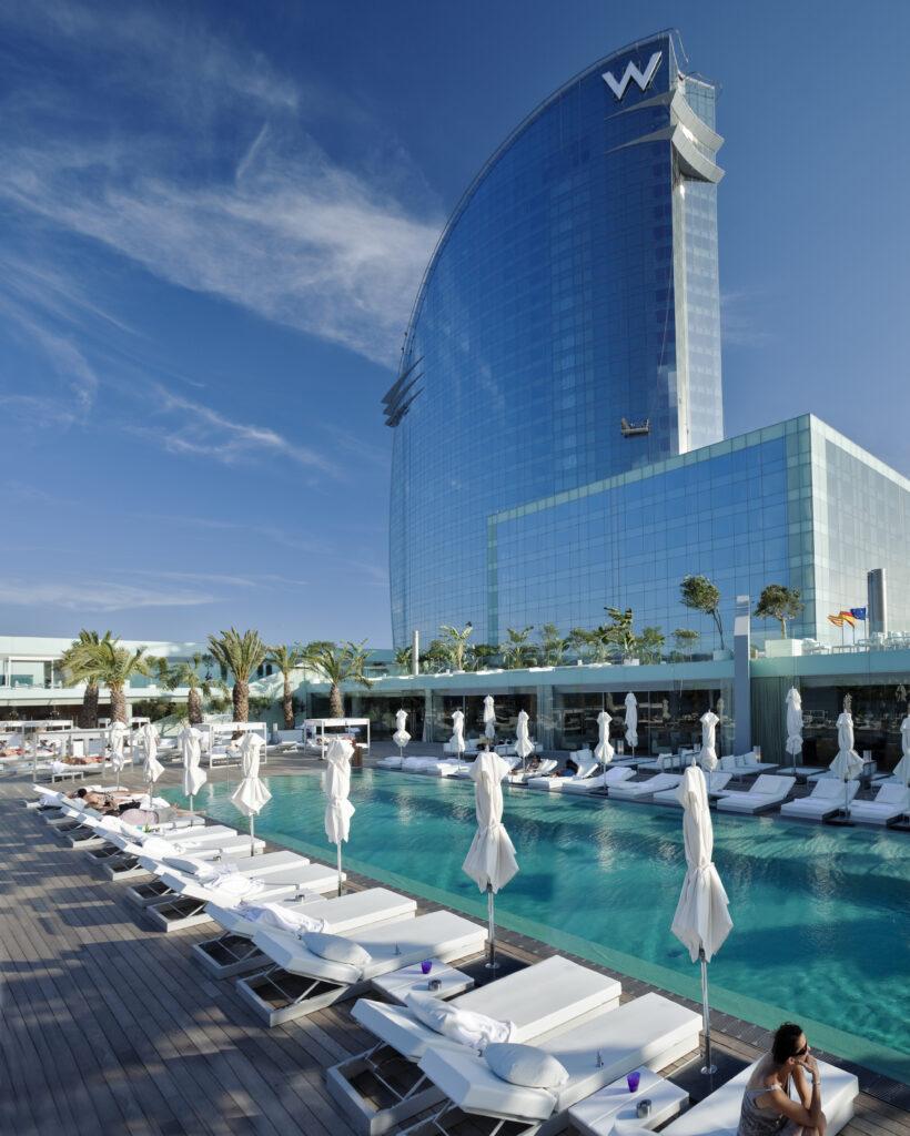 W Barcelona Hotel Ricardo Bofill Taller Arquitectura Barcelona Spain 14