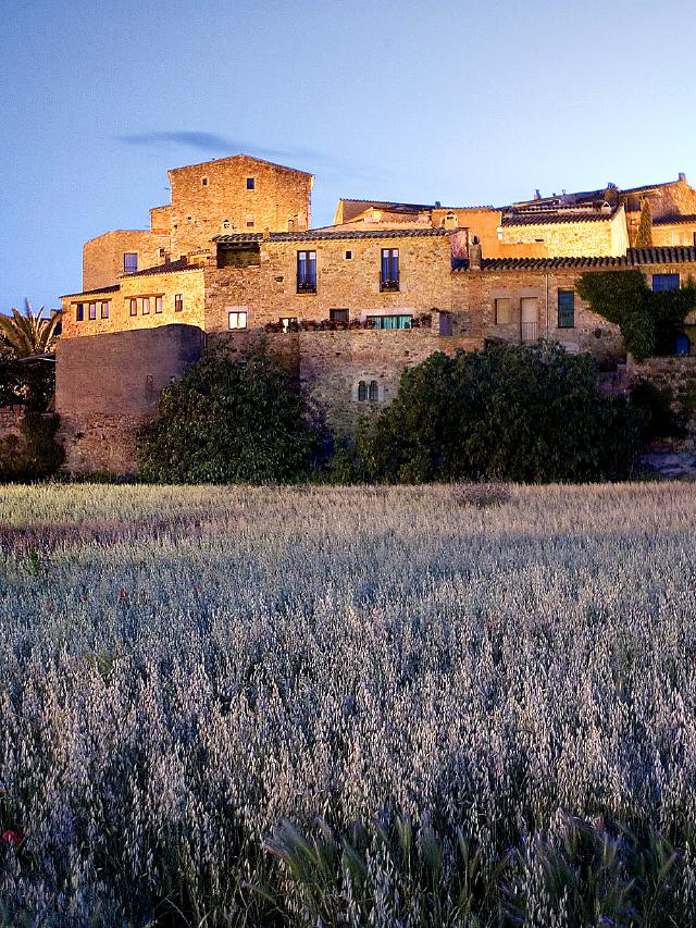 Villages médiévaux